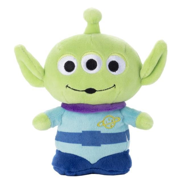 【T-ARTS】迪士尼 Beans Collection 豆豆絨毛娃娃 外星人(卡通 人偶)