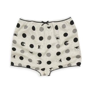 【annypepe】兒童內褲 純棉女童四角褲-點點貓