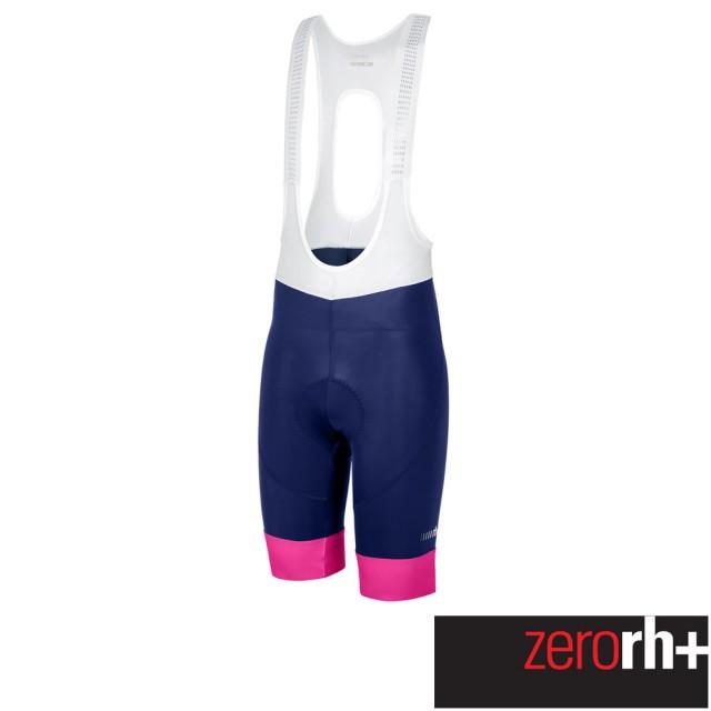 【ZeroRH+】義大利 Logo 男仕專業自行車褲(深藍 ECU0520_84X)