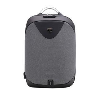 【PUSH!】箱包用品防盜海關鎖的防水雙肩背包電腦包商務包3C包旅遊包學生書包(U50)