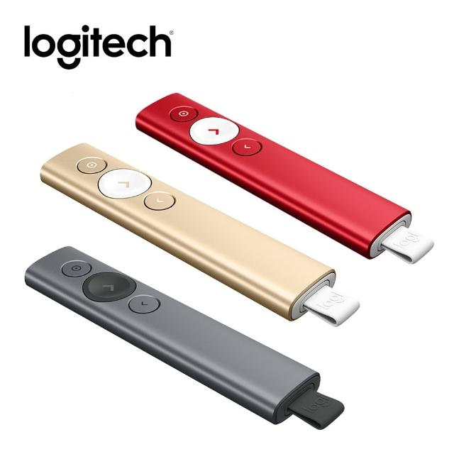 【Logitech 羅技】SPOTLIGHT 簡報遙控器+Targus電腦後背包