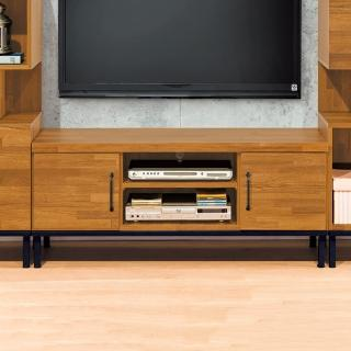 【AS】愛麗絲4尺電視櫃-121x40x49cm
