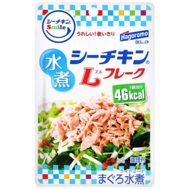 【hagoromo】水煮鮪魚便利包(60g)