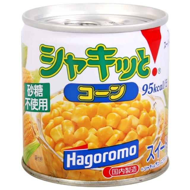【hagoromo】玉米罐(190g)