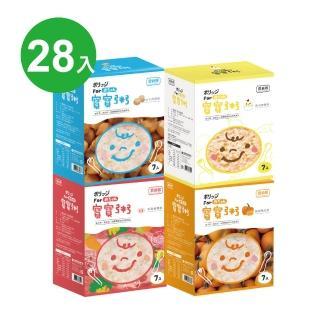 【農純鄉】綜合組 寶寶粥 28入