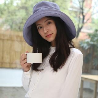 【COGIT】2用寬緣小顏美型防曬漁夫帽
