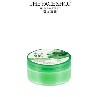 【THE FACE SHOP 菲詩小舖】濟州純淨蘆薈舒緩膠(300ML)