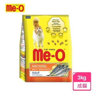 【Me-O 咪歐】乾貓糧 -  鯖魚口味(3kg)