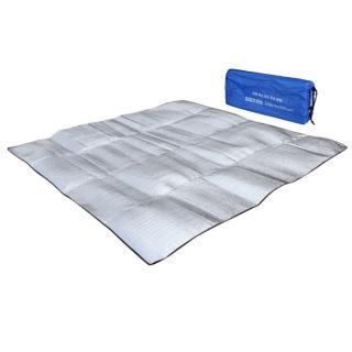 【PUSH!】戶外用品可充當保溫毯的防潮墊野餐墊防水地墊地布地席(加大版P114)