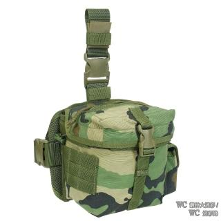 【J-TECH】收割者-II 腿掛彈匣回收袋