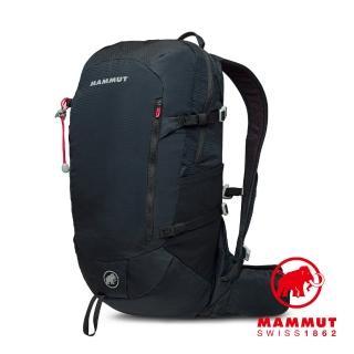 【Mammut 長毛象】Lithium Speed 20L 多用途攻頂後背包 黑色 #2530-03171(多用途攻頂包)