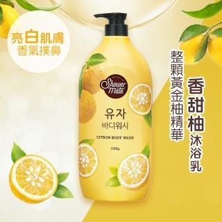 【ShowerMate】微風如沐 果香沐浴乳-甜香柚1200g