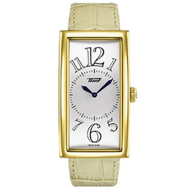 【僾瑪精品】TISSOT 天梭王子系列複刻時尚中性腕錶/25mm/T56561232