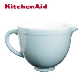 【KitchenAid】5Q陶瓷攪拌盆(粉藍)
