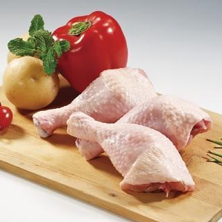 【鮮食家】任選799 CharmingFOOD 洽富氣冷雞-棒腿(380g±10%/包)