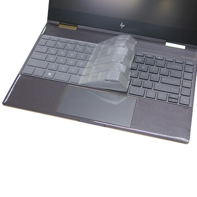 【Ezstick】HP Spectre X360 Conve 13-ae501TU 奈米銀抗菌TPU 鍵盤保護膜(鍵盤膜)