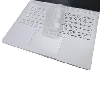 【Ezstick】Microsoft Surface Book 2 13吋 奈米銀抗菌TPU 鍵盤保護膜(鍵盤膜)