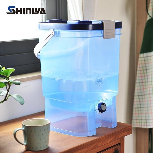 【nicegoods】日本制 Shinwa伸和 可携式分享水壶19L