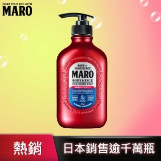 【MARO】終極秒感!全效沐浴乳(450ml)