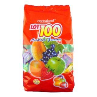 【一百份】1KG綜合水果口味軟糖(馬來西亞軟糖)