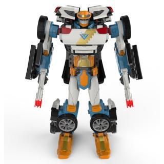 【機器戰士】TOBOT 警長(男孩 機器人)
