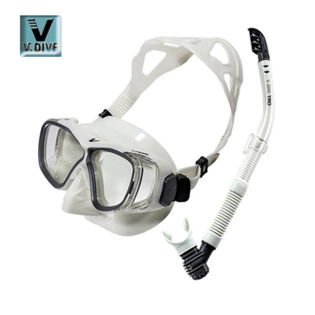 【V.DIVE】Combo 威带夫潜水精品组(WSC-401 游艇白金系列)