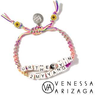 【Venessa Arizaga】U R THE YIN TO MY YANG 彩色手鍊(手鍊)