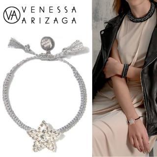 【Venessa Arizaga】Shining Star 水晶星星手鍊 銀色沙灘手鍊(手鍊)
