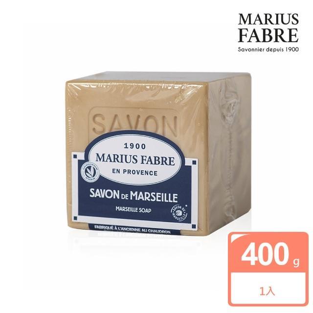 【法國法鉑】棕櫚油經典馬賽皂(400g)