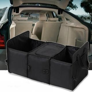 【Bunny】超大容量汽車後車箱分隔保溫收納箱收納袋