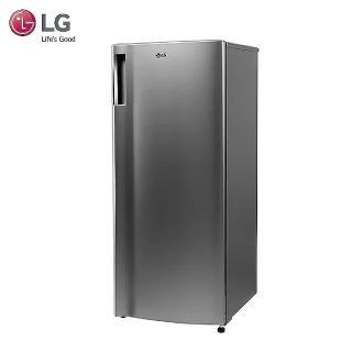 【LG 樂金】10/4-31滿額登記回饋8%★191公升◆二級能效智慧變頻單門冰箱(GN-Y200SV)