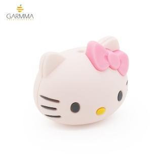 【GARMMA】Hello Kitty 立體公仔捲線器(蝴蝶粉)