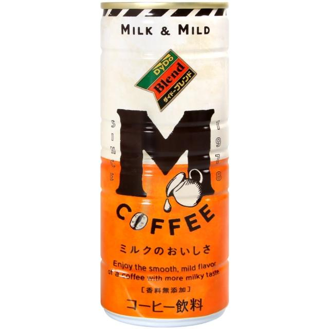 【DyDo】M 咖啡 250g(250ml)