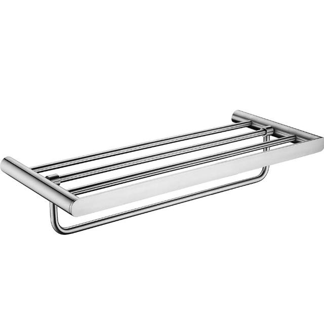 【BOSS】304不鏽鋼雙層置物架MZ-13010