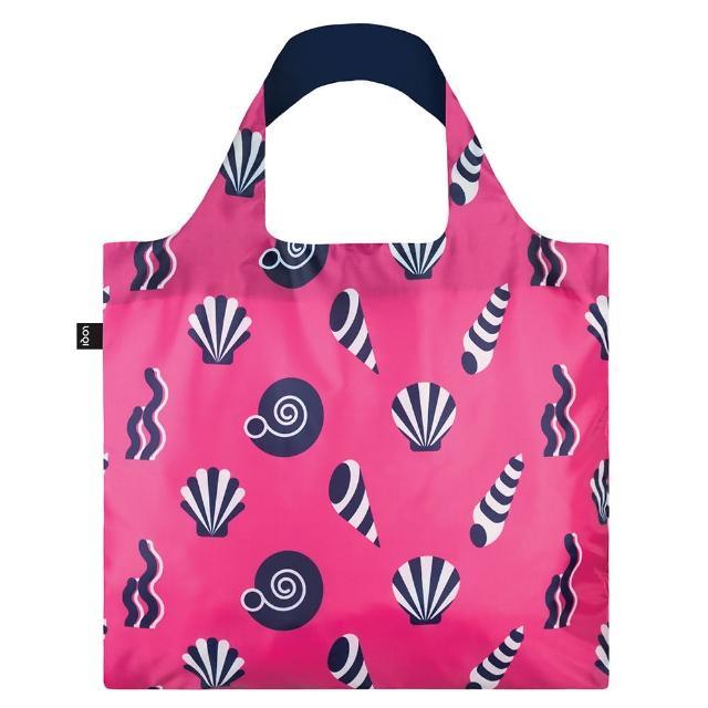 【LOQI】贝壳 NASH(购物袋.环保袋.收纳.春卷包)