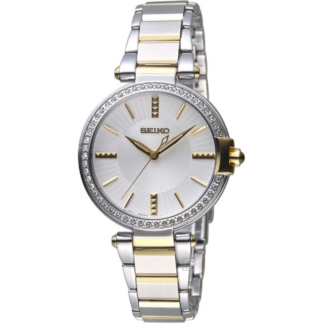 【SEIKO 精工】CS系列璀璨時尚腕錶(7N01-0KH0K SRZ516P1)