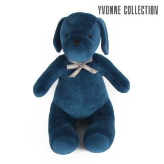 【Yvonne Collection】乖乖坐姿狗玩偶(熱情紅)