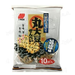 【三幸製果】丸大豆旨鹽仙貝115.2g