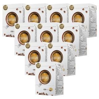 【COFFCO】蘇逸洪推薦世界發明金獎防彈黑咖啡*10盒(7包/盒*10)