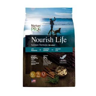 【NurturePRO 天然密碼】成犬低敏鮭魚5.7kg(再贈454g)