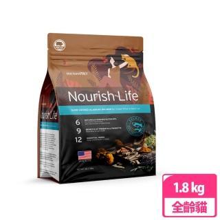 【NurturePRO 天然密碼】室內小貓&成貓阿拉斯加鮭魚1.8kg