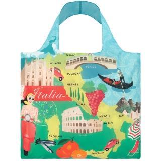 【LOQI】義大利 URIT(購物袋.環保袋.收納.春捲包)