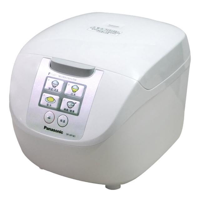 【Panasonic 國際牌】10人份微電腦電子鍋(SR-DF181)