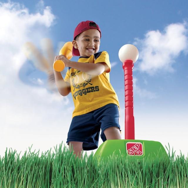 【STEP2】二合一棒球高爾夫套裝 感官感統感覺統合(益智成長 邏輯建構 原裝進口)