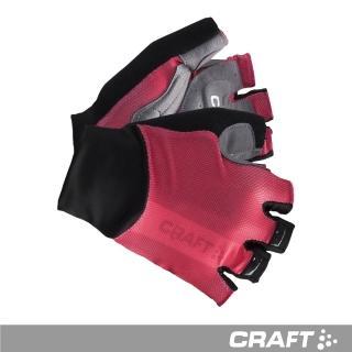 【瑞典 CRAFT】Puncheur 自行車手套 1902594 [桃紅](瑞典 機能 排汗 手套 通用 自行車 人身部品)