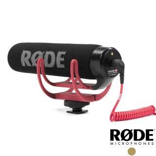 【RODE】VideoMic GO 超指向專業電容式麥克風│機頂麥克風(RDVMGO)