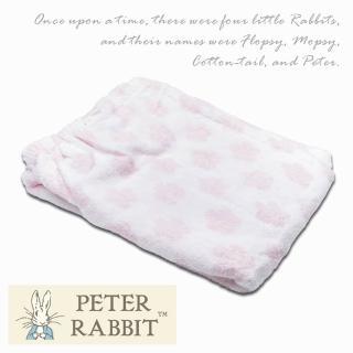 【PETER RABBIT 比得兔】比得兔 提花浴裙/浴衣(高質感專櫃精品)