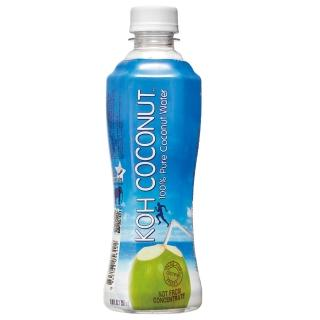 【KOH COCONUT 酷椰嶼】100%純椰子汁 PET 350ml*4