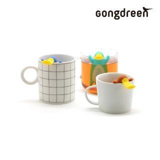 【gongdreen】VivaBoo 鴨嘴獸造型濾茶器 - 綠