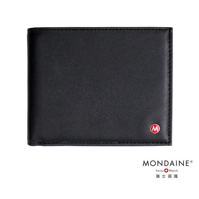 【MONDAINE 瑞士國鐵】NAPA系列九卡短夾